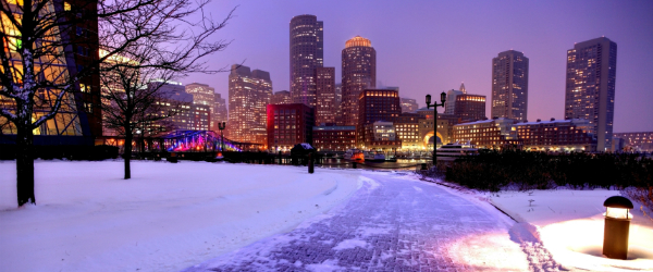 Boston, MA Named a Top Winter Destination by FlipKey