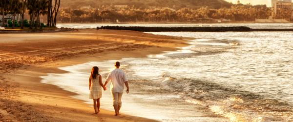 Honolulu Named a Top Valentine's Day Destination by Flipkey