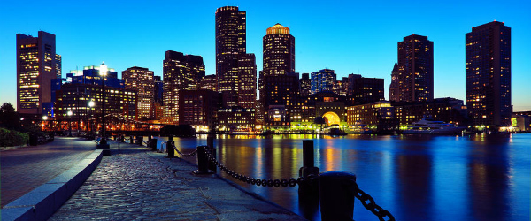 Live in Boston? Vacation in Boston.
