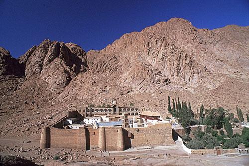 Mount Sinai Monastery
