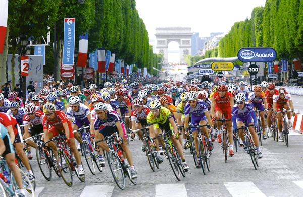 Tour De France Corsica